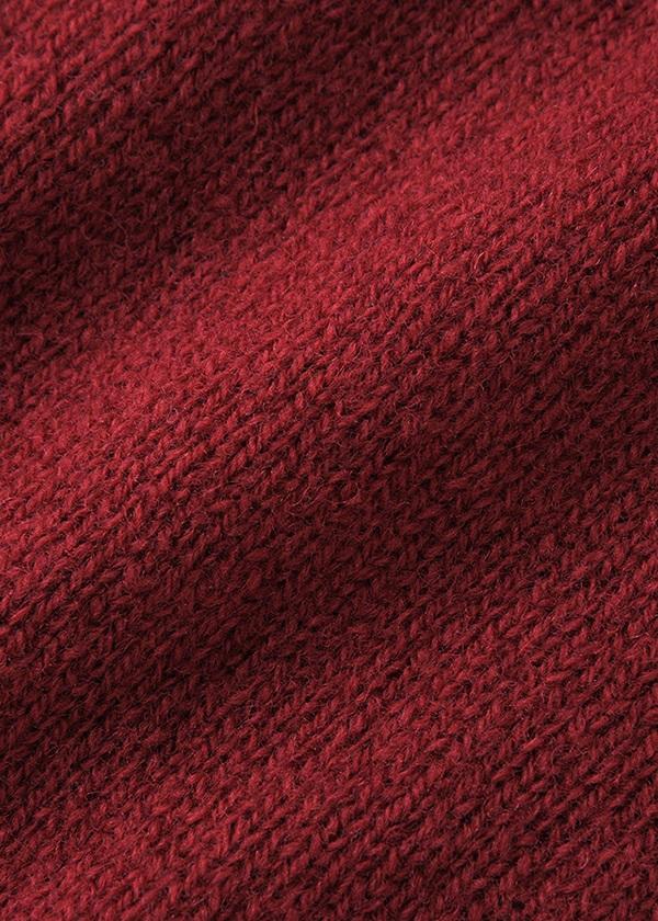 ZUCCa / S メンズ ラムウールセーター / ニット