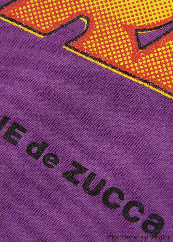 ZUCCa / メンズ 《BACK TO THE FUTURE × CABANE de ZUCCa》 BTTF LOGO T / Tシャツ