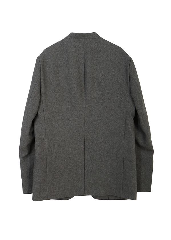 ZUCCa / メンズ ポリエステルサージ / ジャケット