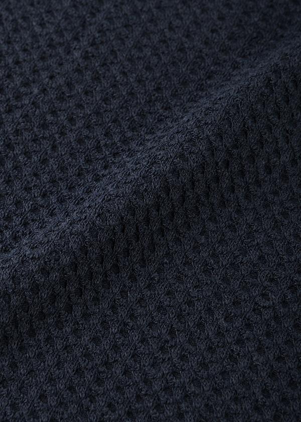 ZUCCa / S メンズ ワッフルジャージィー / Tシャツ
