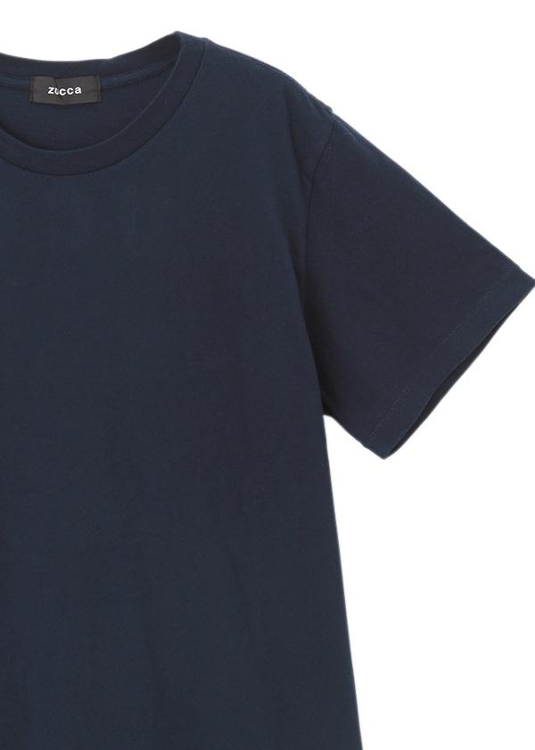 ZUCCa / メンズ ワッペンロゴTシャツ / カットソー