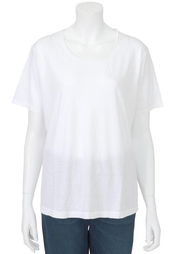 Plantation L-line / S ジンバエジプト天竺�U / Tシャツ