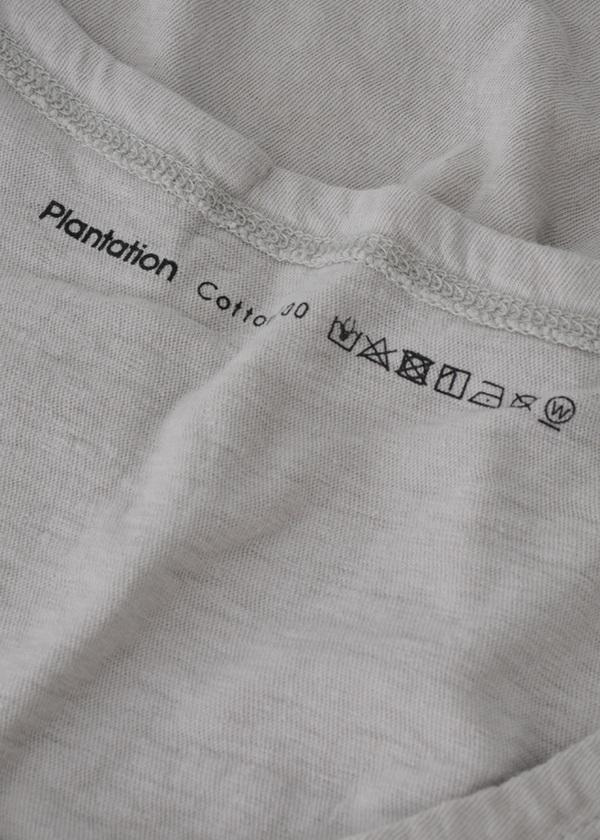 Plantation / ジンバイオ / ベスト