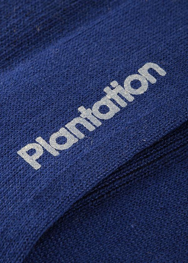 Plantation / S コットンリブソックス / ソックス