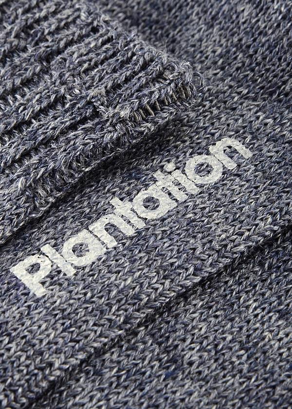 Plantation / S リネンソックス / ソックス