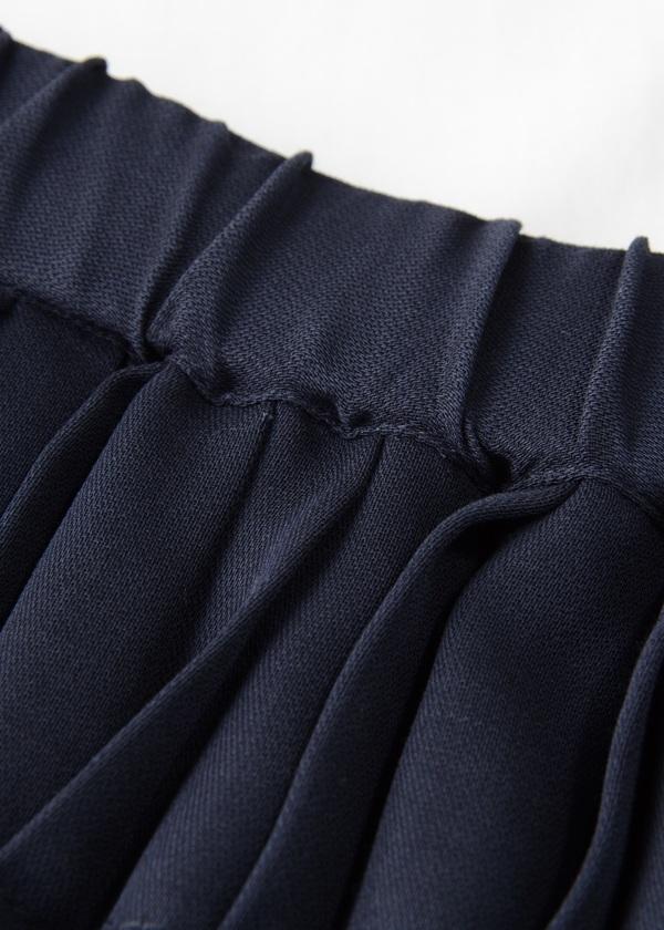 Plantation / ジョーゼットプリーツ / スカート