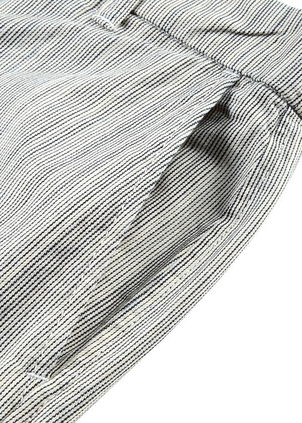 Plantation L-line / コットンヒッコリー / パンツ