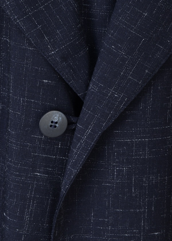 ONE BUTTON TAILOR COLLAR SHIRTS