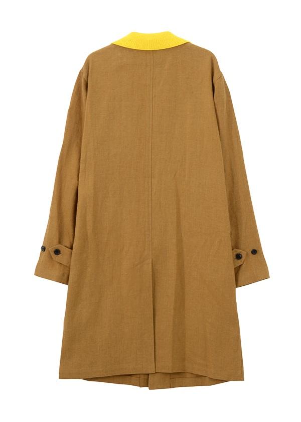 TSUMORI CHISATO / S メンズ ブラッシュドリネン / コート
