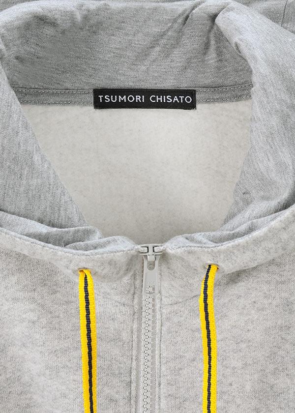TSUMORI CHISATO / S メンズ リヨセルコットン裏毛 / プルオーバー