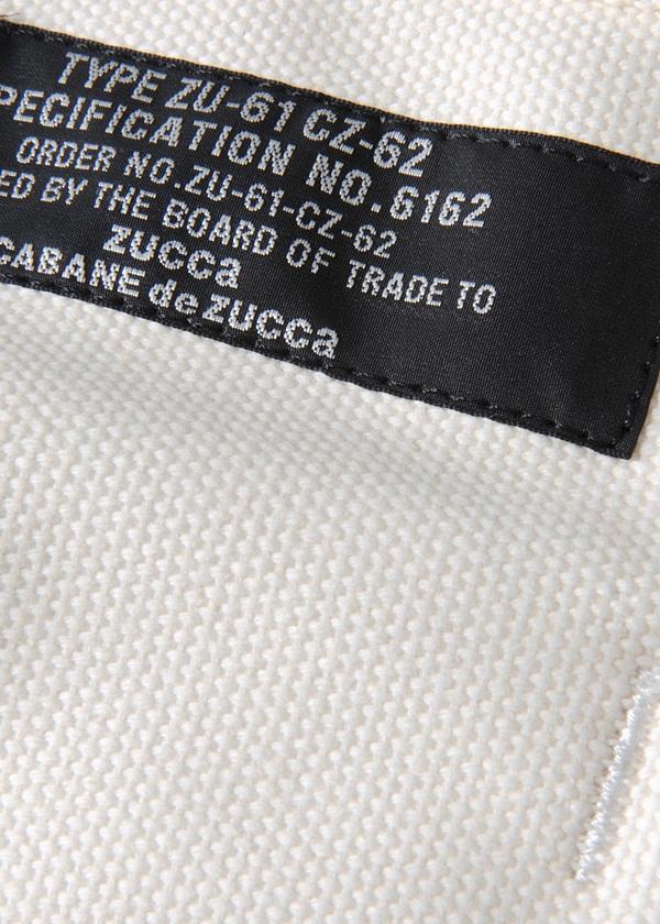 ZUCCa / S 帆布トート / トートバッグ