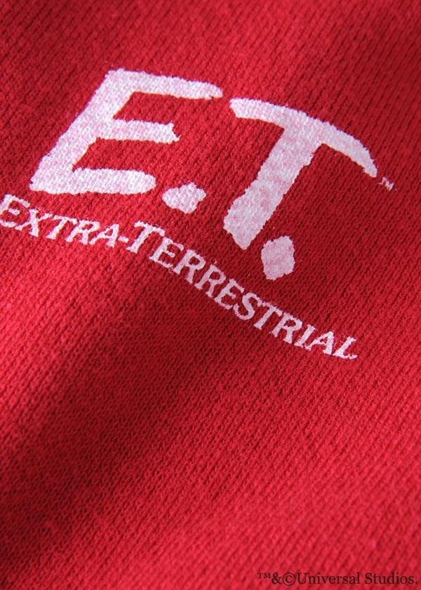 ZUCCa / E.T. SWEATSHIRT / パーカー