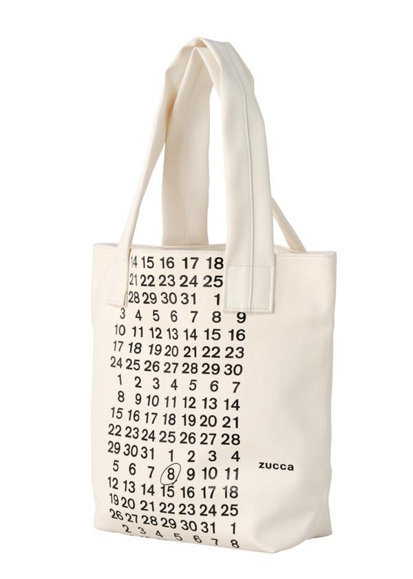 ZUCCa / Calendar / トートバッグ