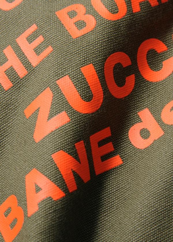 ZUCCa / キャンバスエコバッグ / バッグ