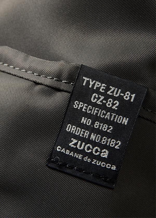ZUCCa / センタージップバッグ / リュック