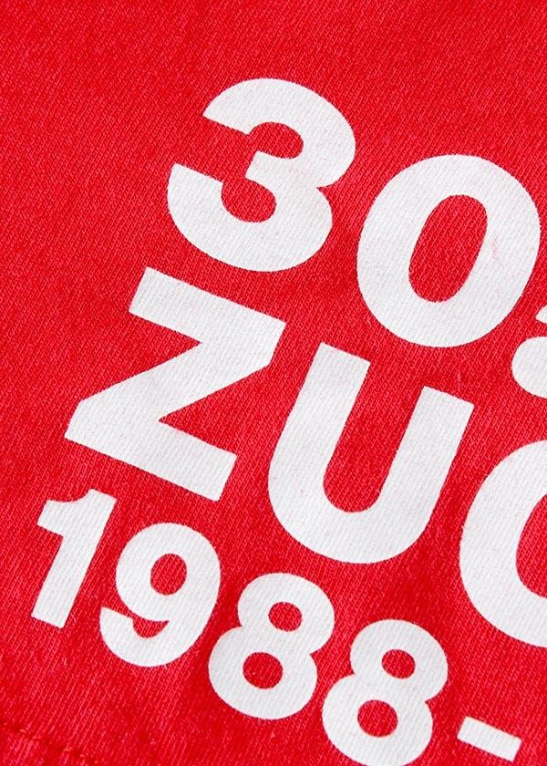 <追加予約> (30)30ans T-shirt / Tシャツ