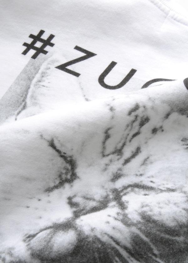 ZUCCa / #ZUCCATS 裏毛 / スウェット