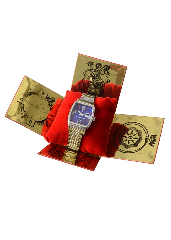 ZUCCa / Union Jack / 時計