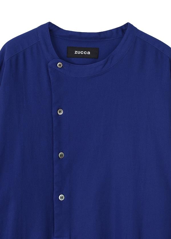 ZUCCa / メンズ ダブルボイル / シャツ