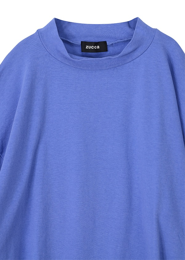 ZUCCa / S メンズ ドライレーヨンジャージィー / 半袖Tシャツ・