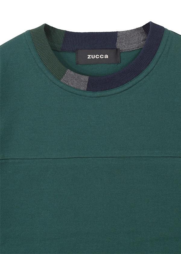 ZUCCa / メンズ コットンシルケットジャージィー / カットソー