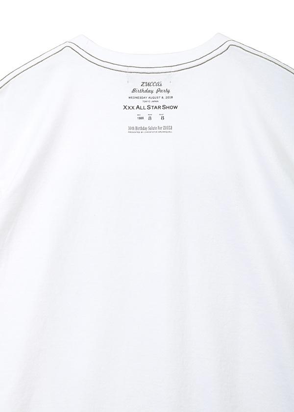 ZUCCa / メンズ BIRTHDAY PARTY / Tシャツ