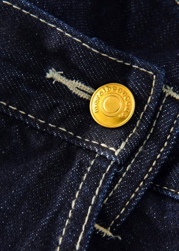 メルシーボークー、 / S 10th ダブルウエストデニム / パンツ