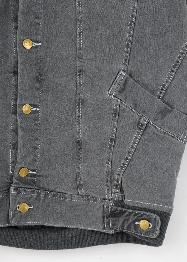 メルシーボークー、 / メンズ B:デニジャン / デニムジャケット
