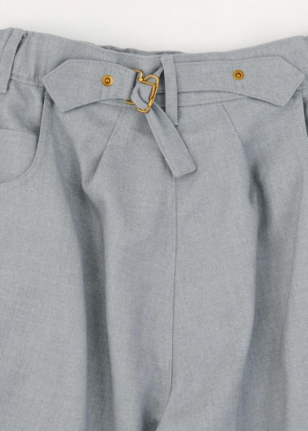 メルシーボークー、 / S メンズ うすフラノ / パンツ
