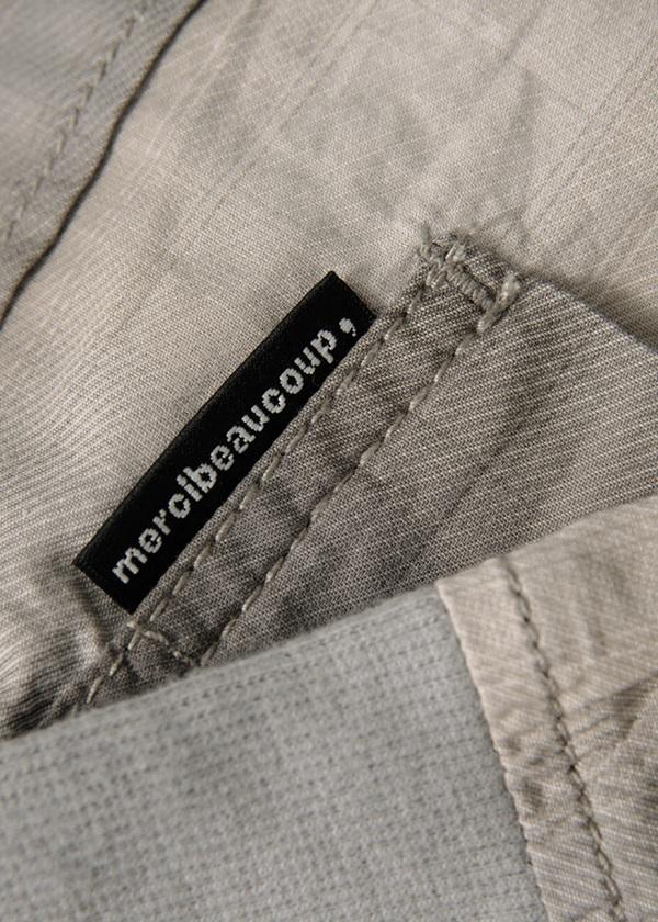 メルシーボークー、 B:アキチェック / シャツ