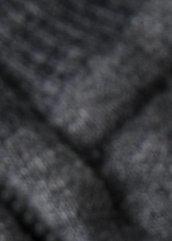 メルシーボークー、 / S メンズ ほのぼのジャガード / カーディガン