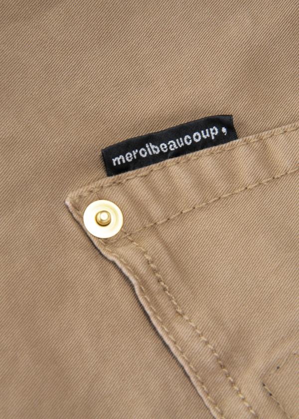 メルシーボークー、 / S メンズ うしろまえGRAMICCI / パンツ