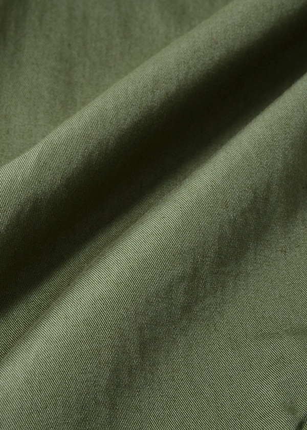 メルシーボークー、 / B:洗いツイル / ブルゾン