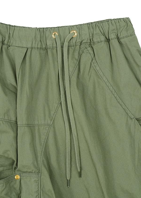メルシーボークー、 / B:洗いツイル / スカート