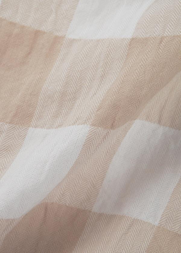 メルシーボークー、 / S B:ナツギンガム / ブラウス