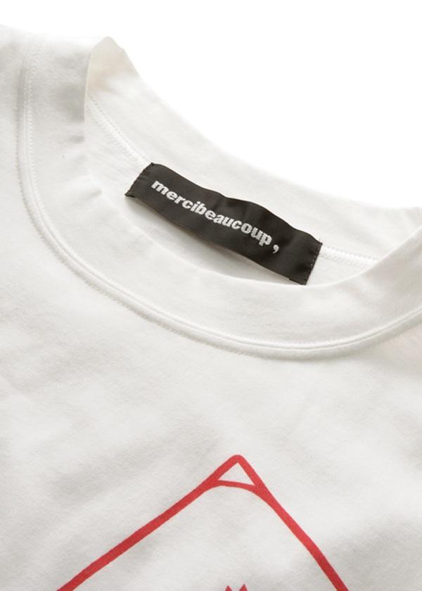 メルシーボークー、 / S:メルシーざんすティー / Tシャツ
