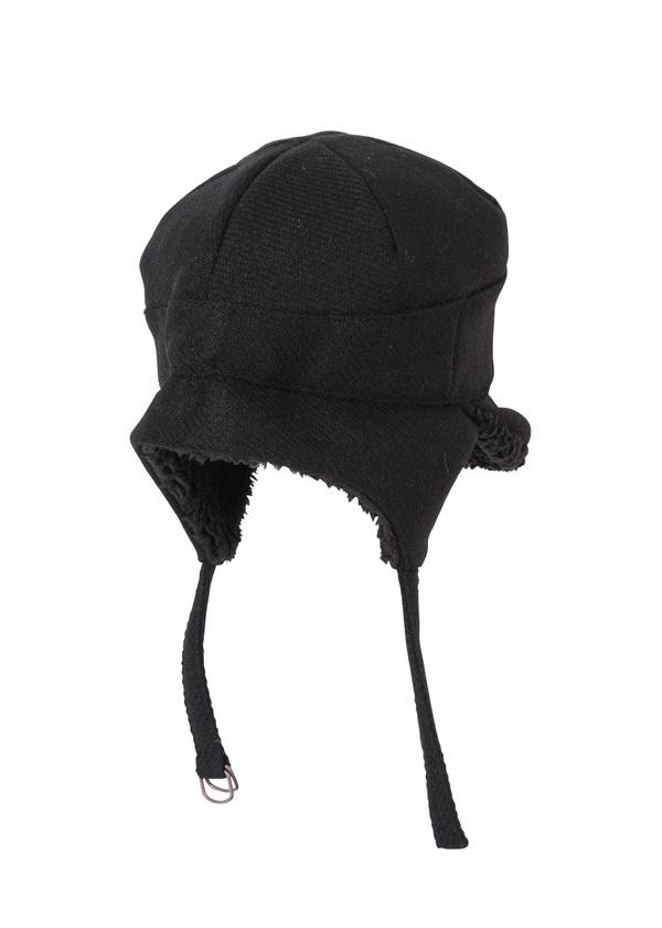 ネ・ネット / S ハリスツイードHAT / 帽子