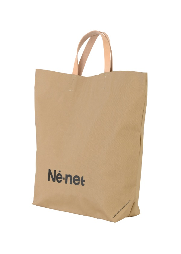 ネ・ネット / shopping BAG / トートバック