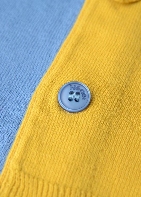 ネ・ネット / pickable knit / カーディガン