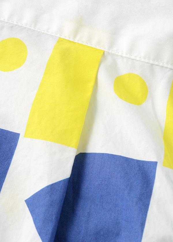 ネ・ネット / まるさんかくしかくシャツ / シャツ