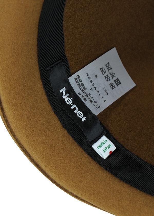 ネ・ネット / GF ボーラーHAT / 帽子