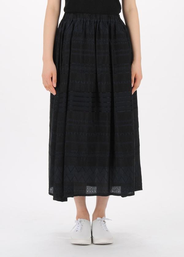 ネ・ネット / potteryジャガード  /スカート