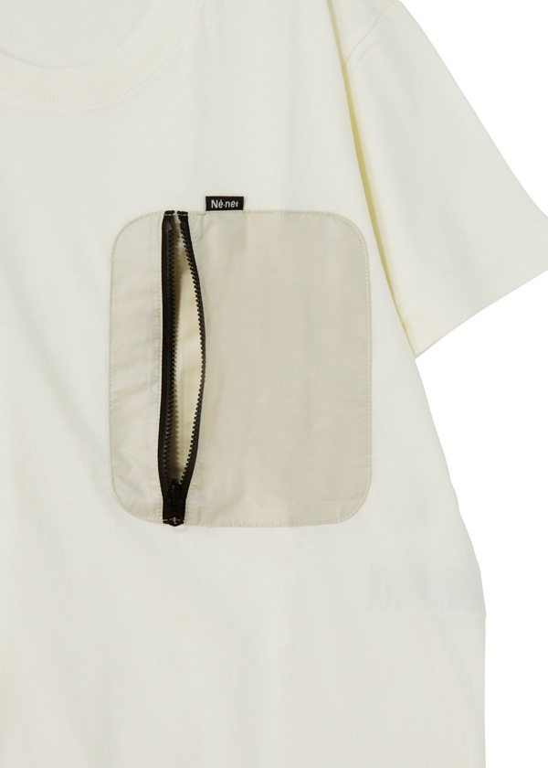 ネ・ネット / S ポケッタブルT / Tシャツ