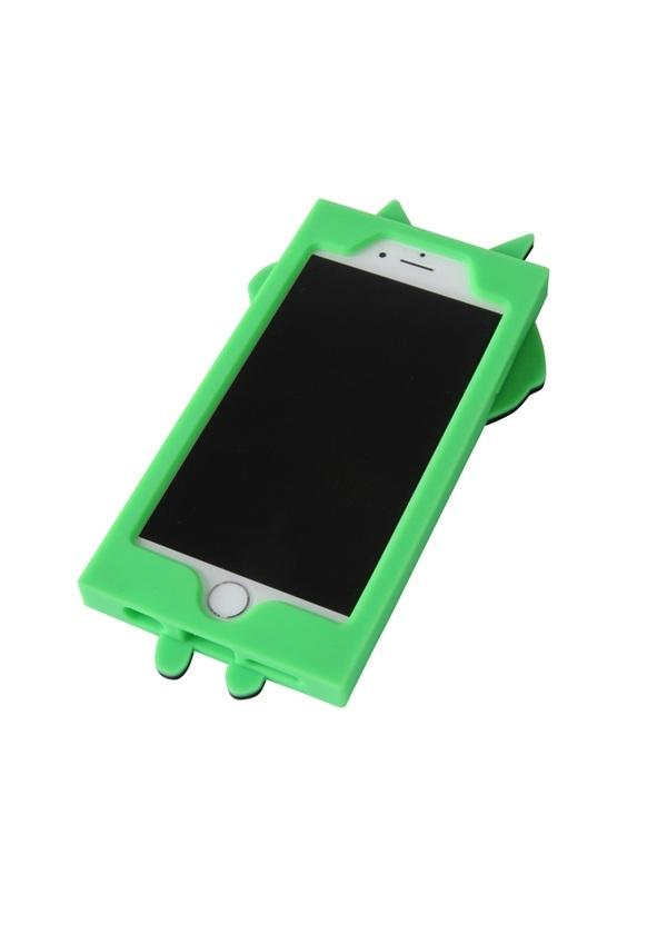にゃー / GF にゃーのシリコンPhoneケース / iPhoneケース