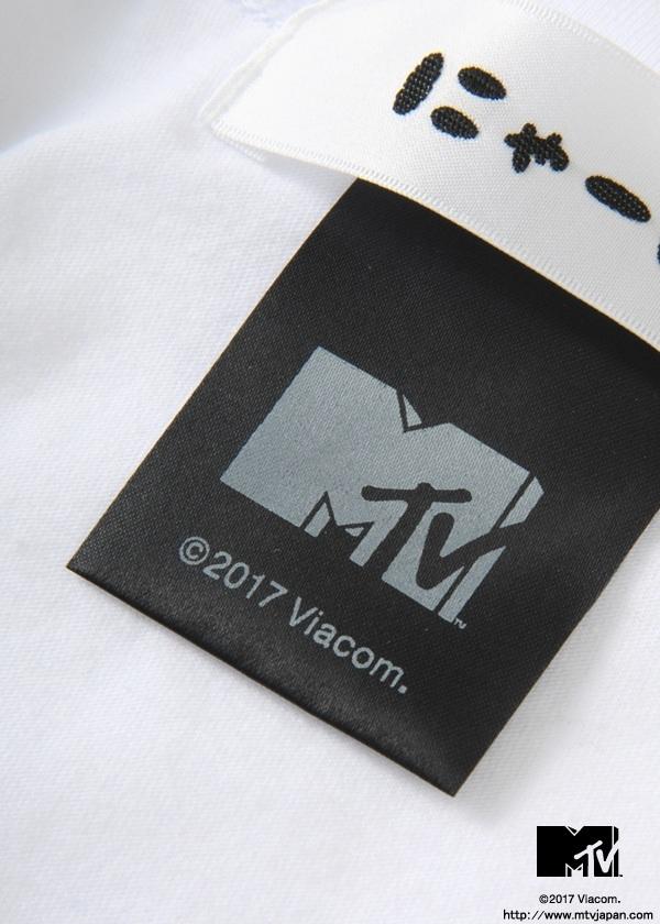 にゃー / S にゃー×MTV T / 変形Tシャツ