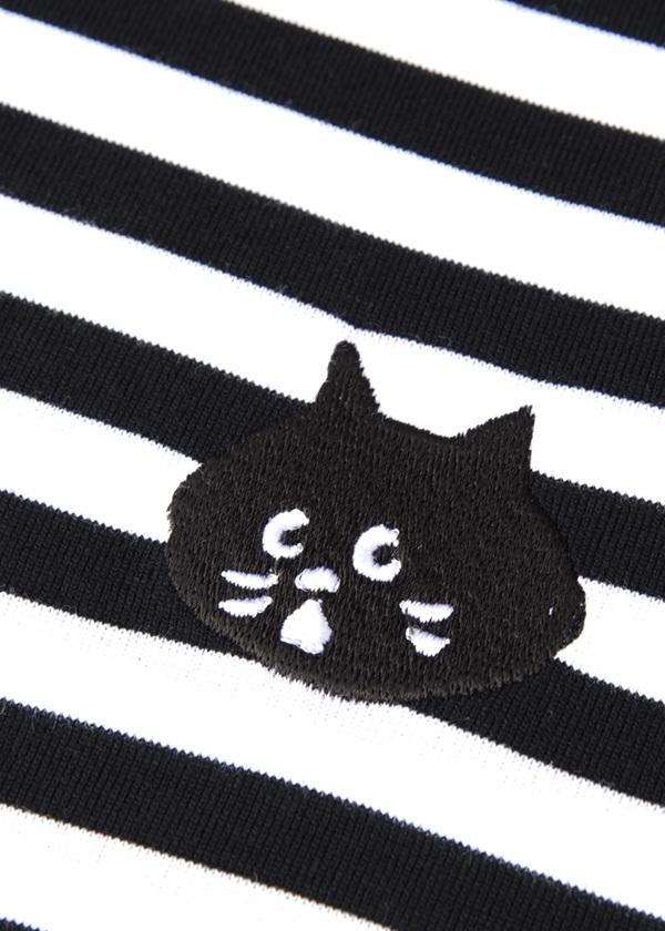 にゃー / メンズ にゃーボーダー T / Tシャツ