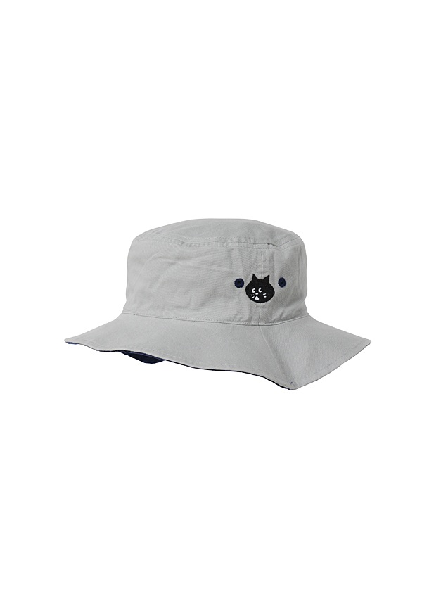 にゃー / S キッズ にゃーリバーシブルハット / 帽子