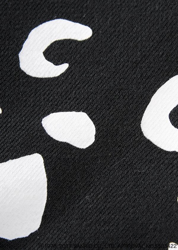 にゃー / S アップにゃー×HELLO KITTY T / Tシャツ