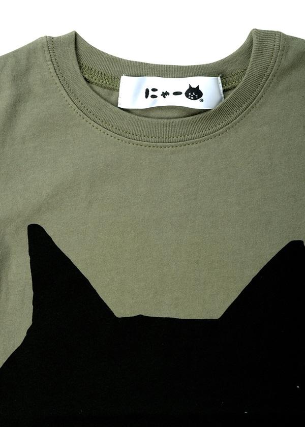 にゃー / S キッズ SUSOからにゃーT / Tシャツ
