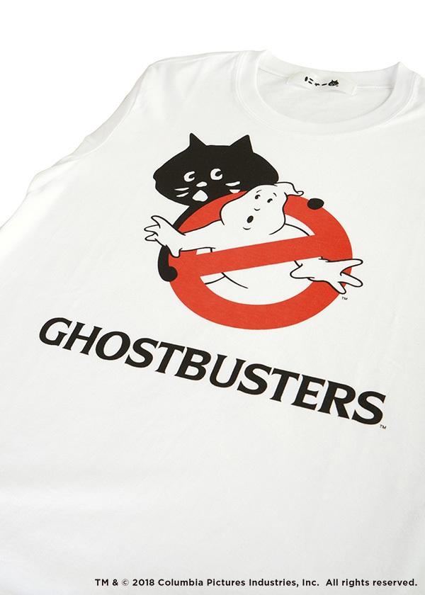 にゃー / S にゃーと NO GHOST T / Tシャツ
